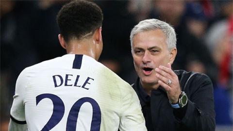 Mourinho hẳn rất hài lòng với sự trở lại của Alli
