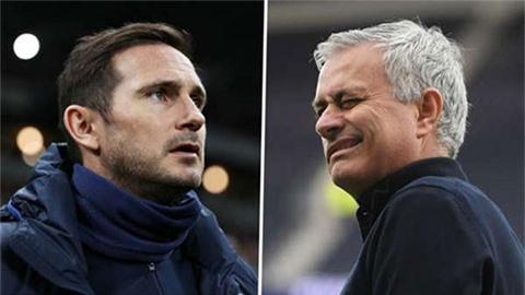 Mourinho: 'Lampard không khổ bằng tôi'