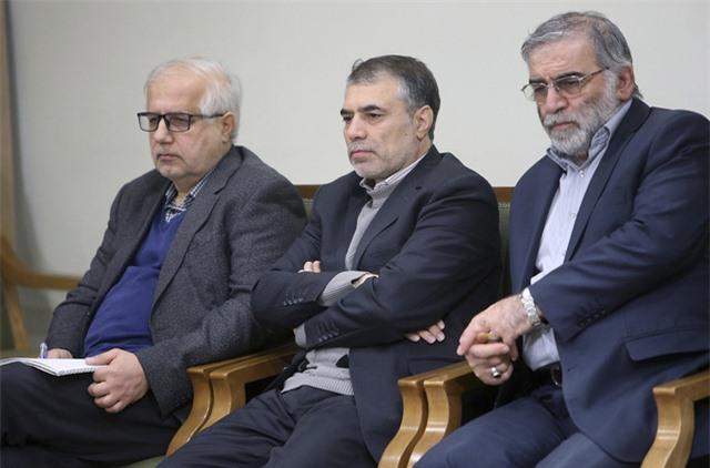 Nhà khoa học hạt nhân hàng đầu Iran bị ám sát - Ảnh 1.