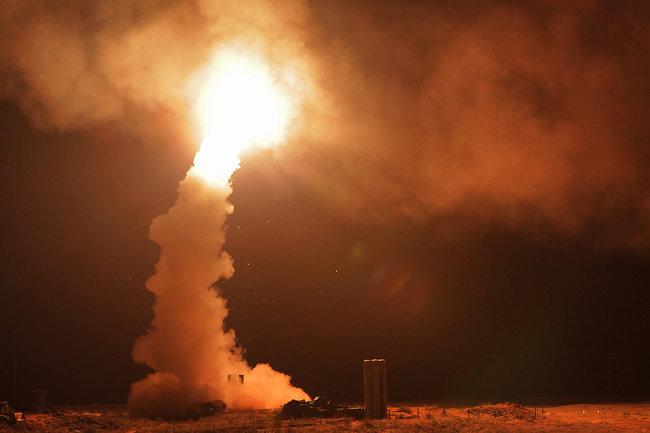 Tên lửa phòng không Nga được công nhận là tốt nhất thế giới. Ảnh: TASS.