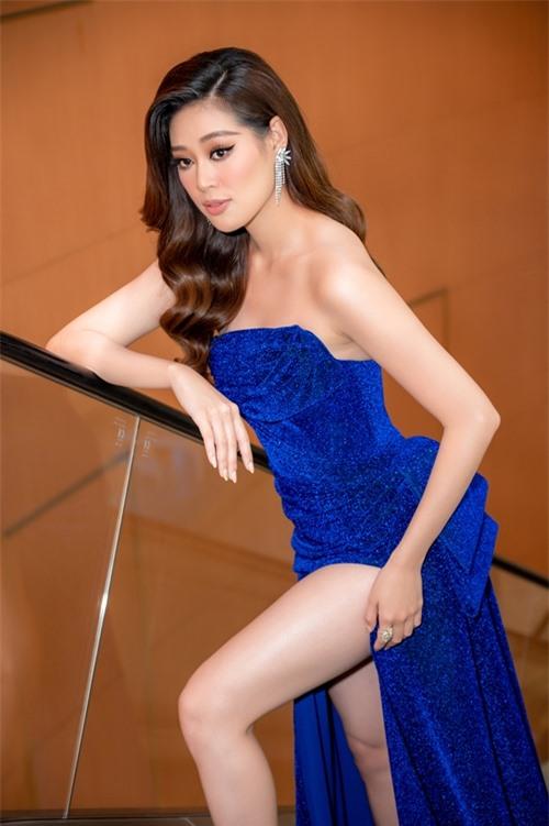 Xuất thân là một diễn viên, Khánh Vân phải từ chối các kịch bản trong năm qua vì bận rộn với các hoạt động thiện nguyện. Cô mong sớm được trở lại phim trường sau khi kết thúc hai năm nhiệm kỳ hoa hậu hoàn vũ Việt Nam.