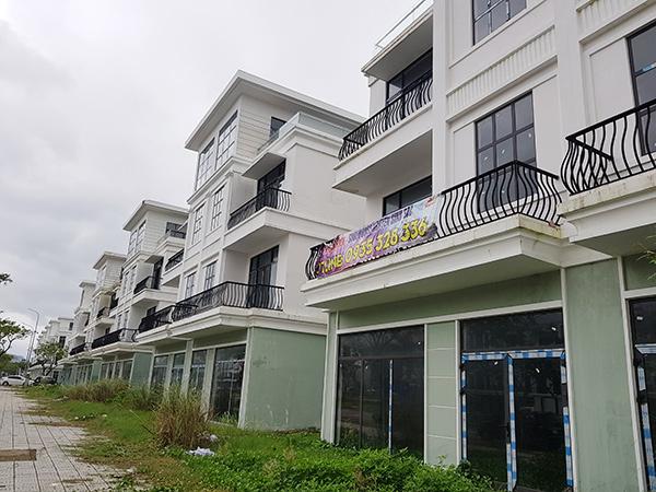 Hàng loạt khu nhà ở thương mại ở Đà Nẵng không tiêu thụ được sản phẩm, xây xong bỏ trống, không có người ở
