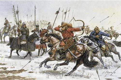 Cung thủ giỏi nhất Mông Cổ suýt bắn chết Thành Cát Tư Hãn?