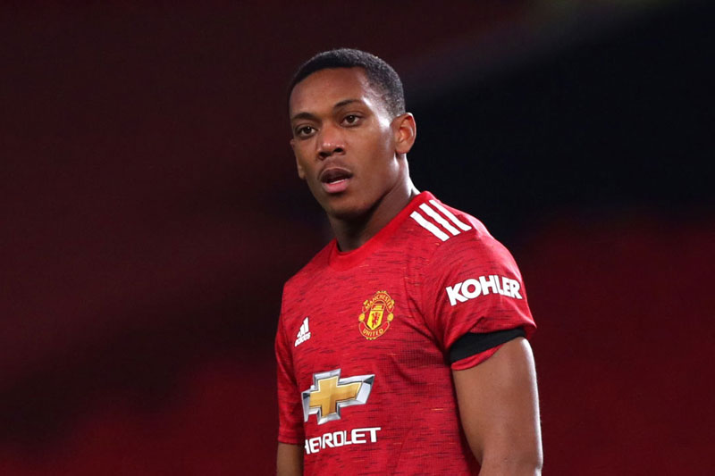1. Anthony Martial (M.U).