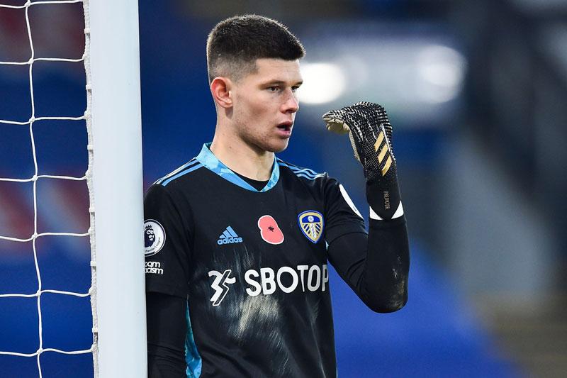 Thủ môn: Illan Meslier (Leeds United, 20 tuổi, định giá chuyển nhượng: 8 triệu euro).
