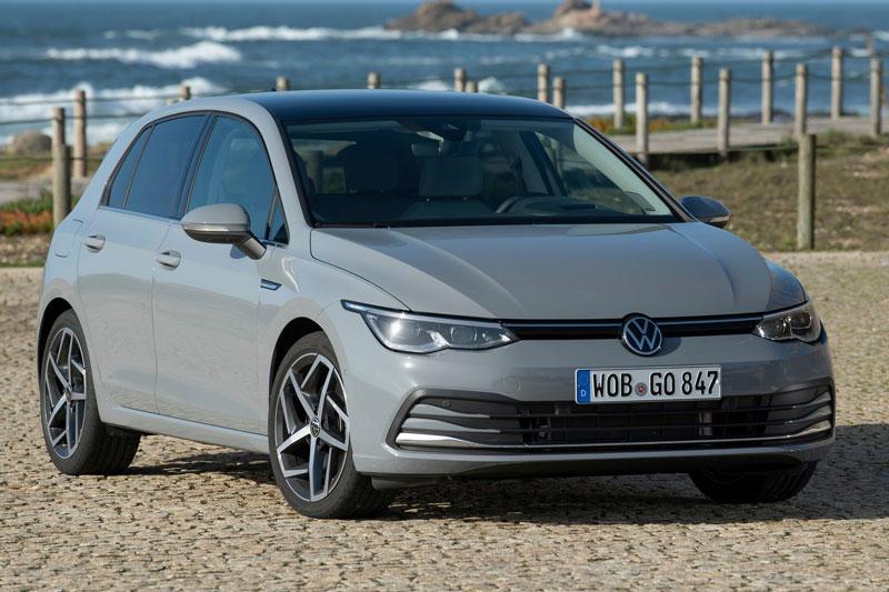 10. Volkswagen Golf.