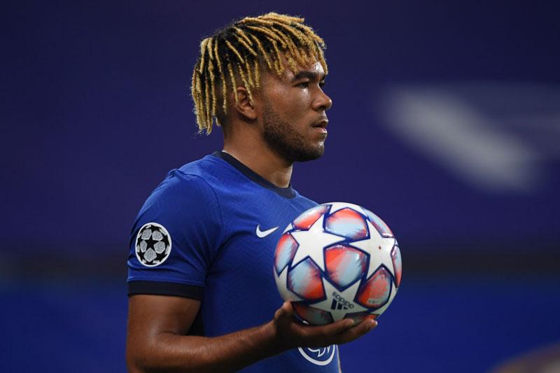 Hậu vệ phải: Reece James (Chelsea, 20 tuổi, định giá chuyển nhượng: 30 triệu euro).