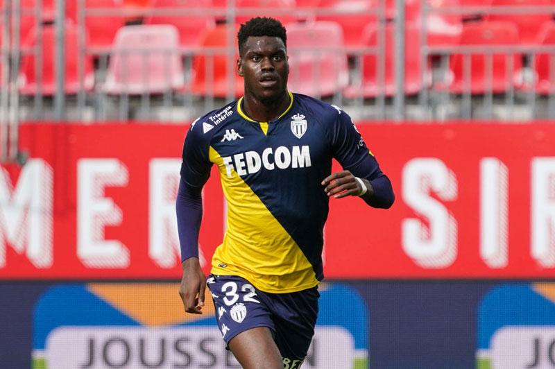 Trung vệ: Benoit Badiashile (AS Monaco, 19 tuổi, định giá chuyển nhượng: 25 triệu euro).