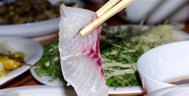 Không nên ăn cá sống dễ ngộ độc