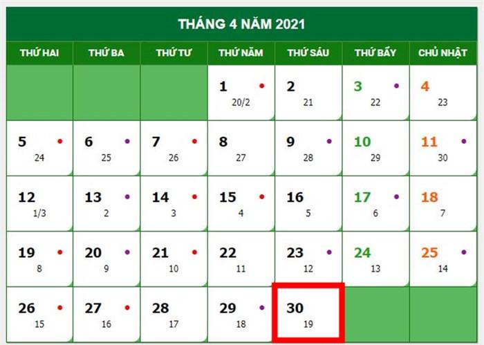 4 kỳ nghỉ dài ngày trong năm 2021 là những dịp nào? - Ảnh 3.