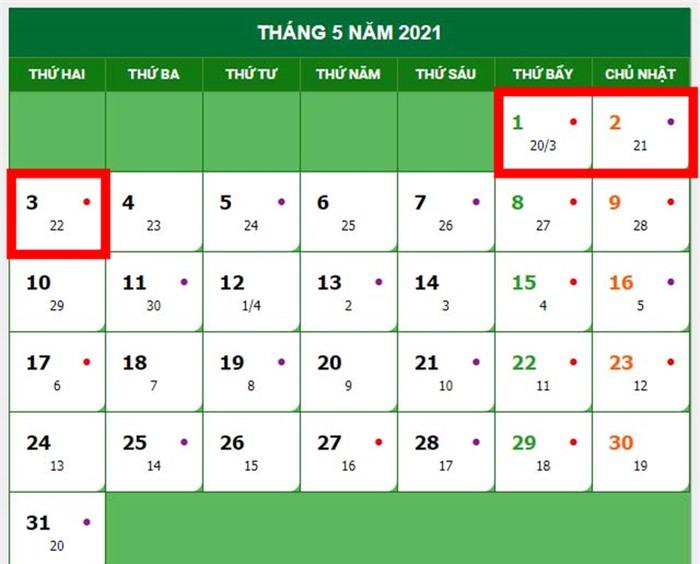 4 kỳ nghỉ dài ngày trong năm 2021 là những dịp nào? - Ảnh 4.