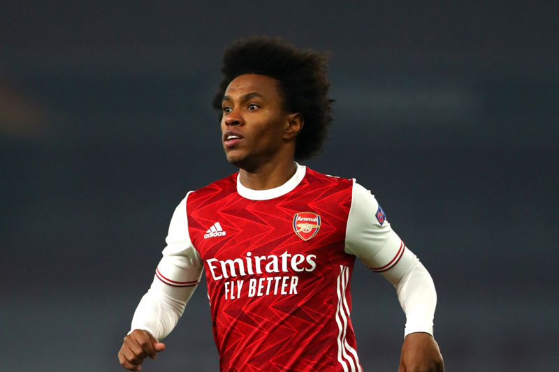 5. Willian (Arsenal).