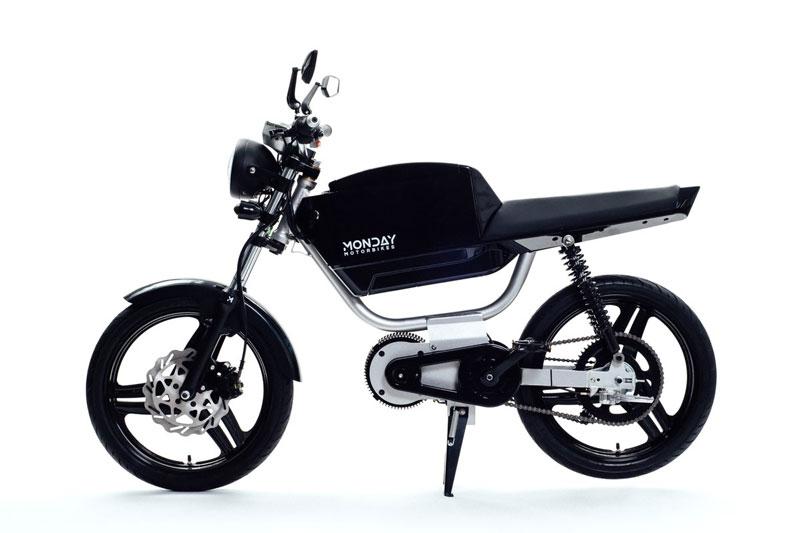9. Monday Motorbike Gen7 (giá: 4.500 USD).
