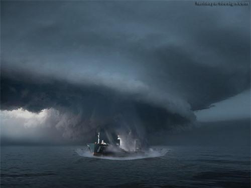 Bermuda: Từ quái vật đến người ngoài hành tinh - 2