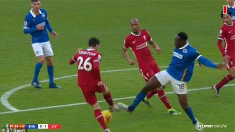 Nc247info tổng hợp: Henderson: 'Ngay cả Welbeck cũng bảo Liverpool không đáng bị penalty'