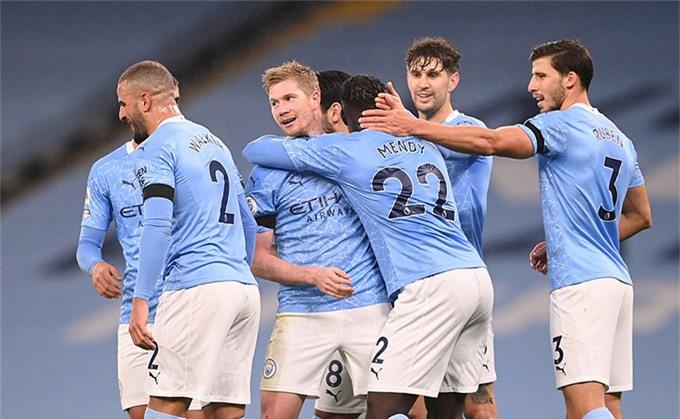 Man City cần đa dạng người ghi bàn