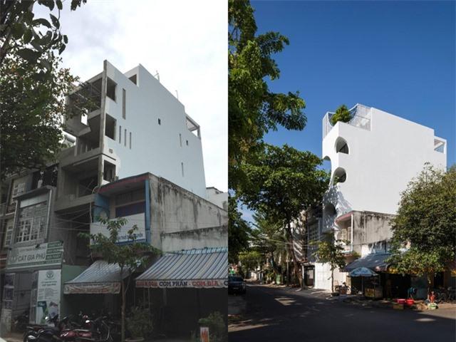 Nhà phố Sài Gòn có cách thiết kế độc giúp gia chủ tiết kiệm tiền điện - 1
