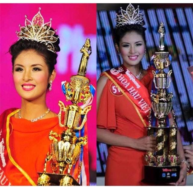 Soi biểu tượng quyền lực của Hoa hậu Việt Nam trong Thập kỷ hương sắc - Ảnh 12.