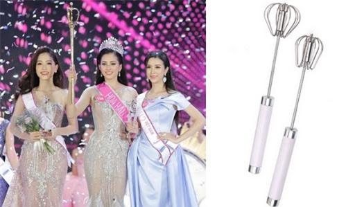 Soi biểu tượng quyền lực của Hoa hậu Việt Nam trong Thập kỷ hương sắc - Ảnh 5.