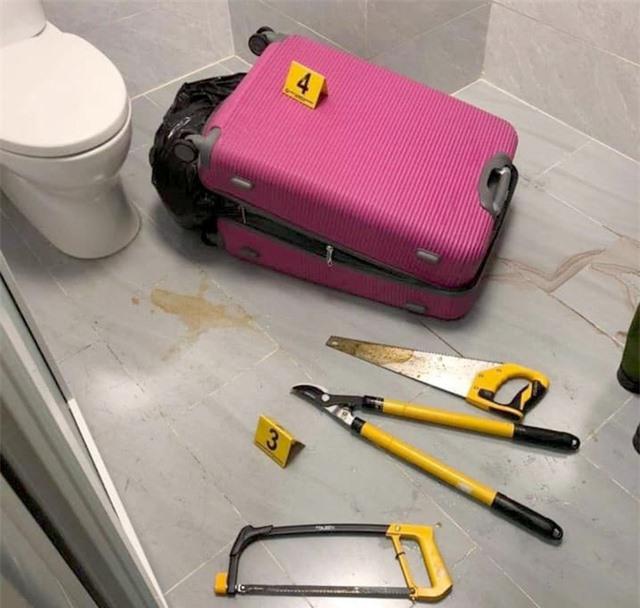 TPHCM: Hé lộ nguyên nhân vụ thi thể người Hàn Quốc bỏ trong vali - 2