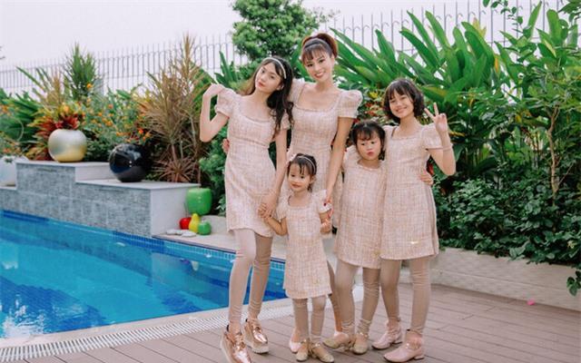 Vũ Thu Phương: Ông xã thích sự trìu mến và tình cảm của những cô con gái - Ảnh 7.
