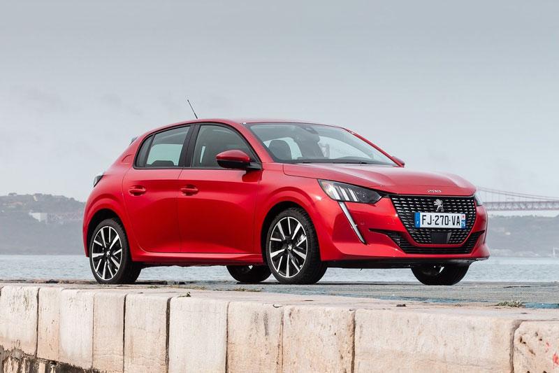 Top 10 ôtô được ưa chuộng nhất tại lục địa già