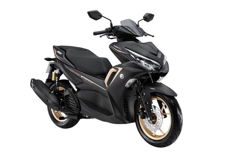 Yamaha NVX 155 VVA.