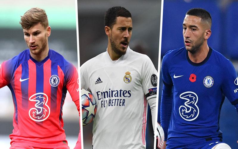 Lampard không muốn học trò bị so sánh với Hazard.