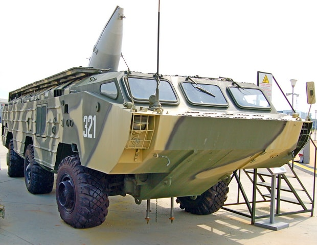 Vai trò tên lửa Tochka trong cuộc chiến Karabakh