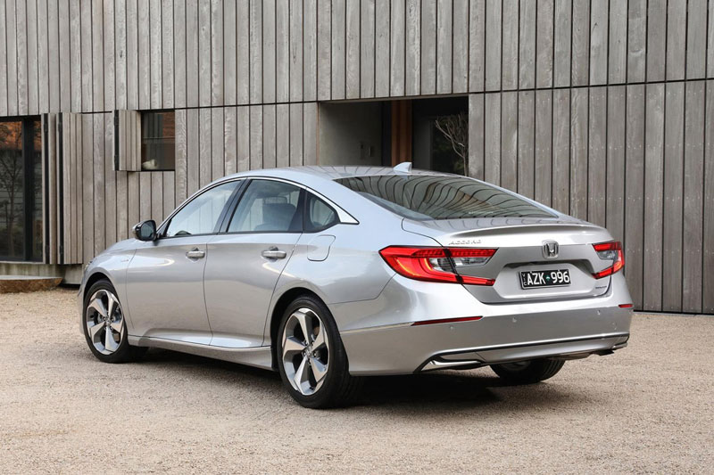 10. Honda Accord.