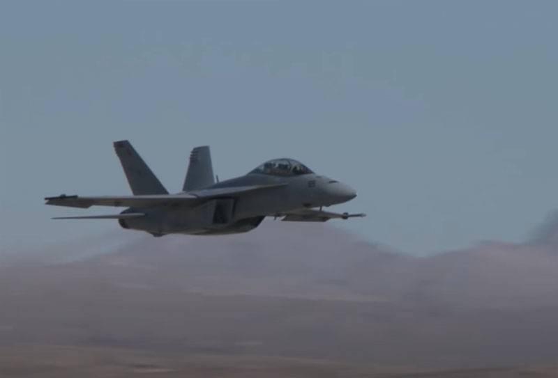 Ấn Độ có thể lựa chọn tiêm kích hạm F-18 của Mỹ để thay thế MiG-29K. Ảnh: Topwar.