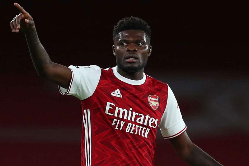 2. Thomas Partey (Arsenal).
