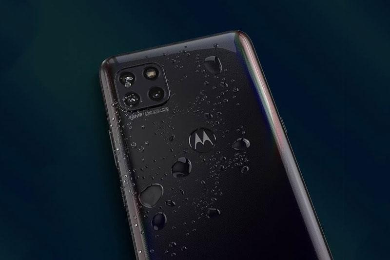 Smartphone 5G, RAM 6 GB, pin 'khủng', giá hơn 6,58 triệu