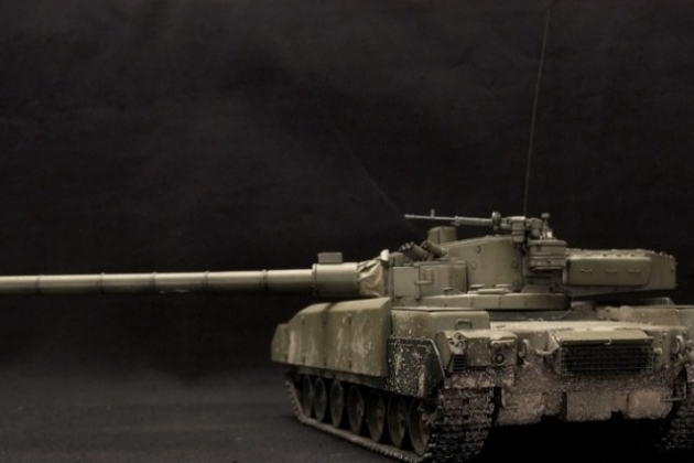 "Ukraine - Saudi Arabia hợp tác chế tạo ""sát thủ T-14 Armata""?"