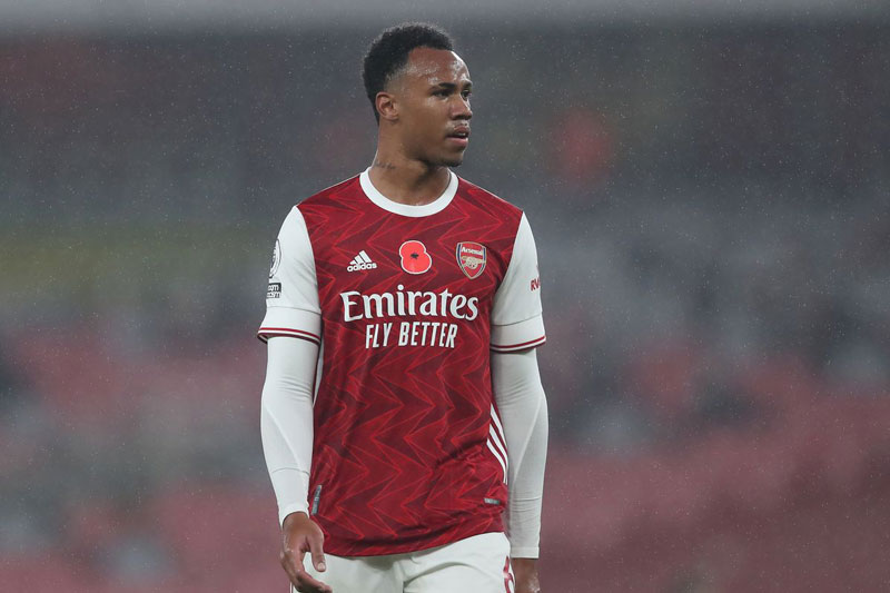 4. Gabriel Magalhaes (Arsenal).
