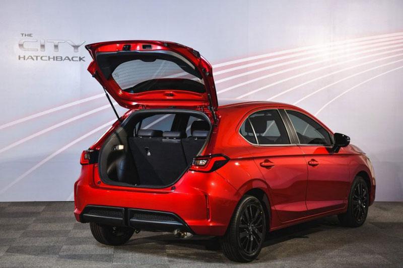 Honda City Hatchback 2021.