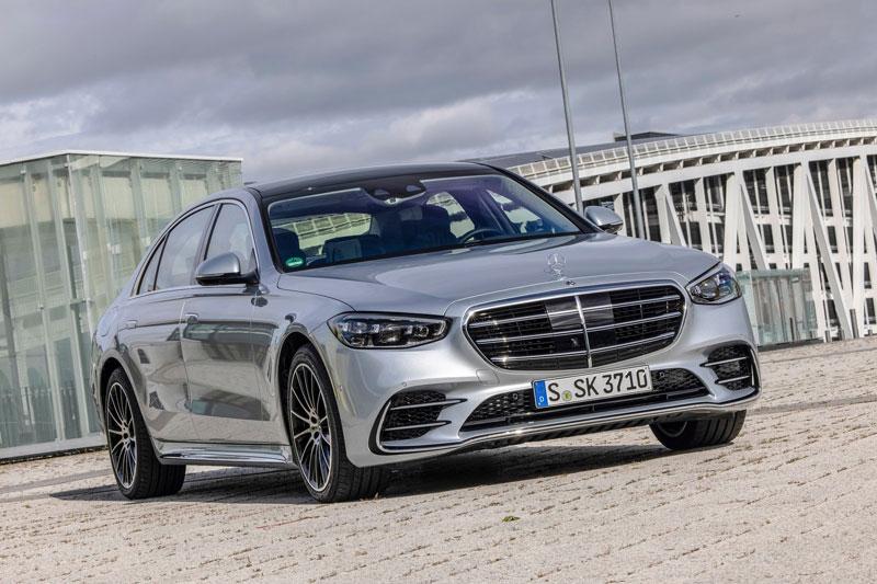 Top 10 xe hơi hạng sang tốt nhất năm 2020