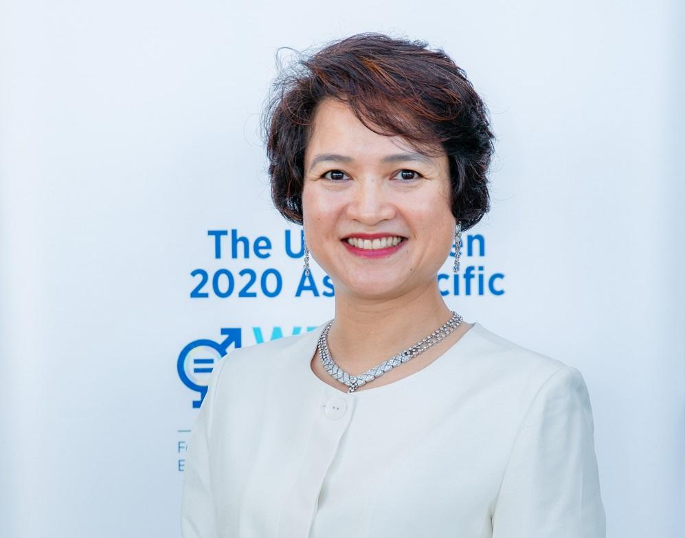 """""""Nữ tướng"""" của Sao Thái Dương: Tri thức, văn hóa và kỹ năng là nền tảng tạo ra quyền năng cho phụ nữ"""