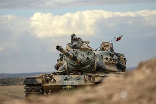 Thổ Nhĩ Kỳ tăng cường tấn công ở miền Bắc Syria