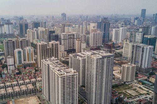 Mỗi năm cần thêm 70 triệu m2 nhà ở đô thị