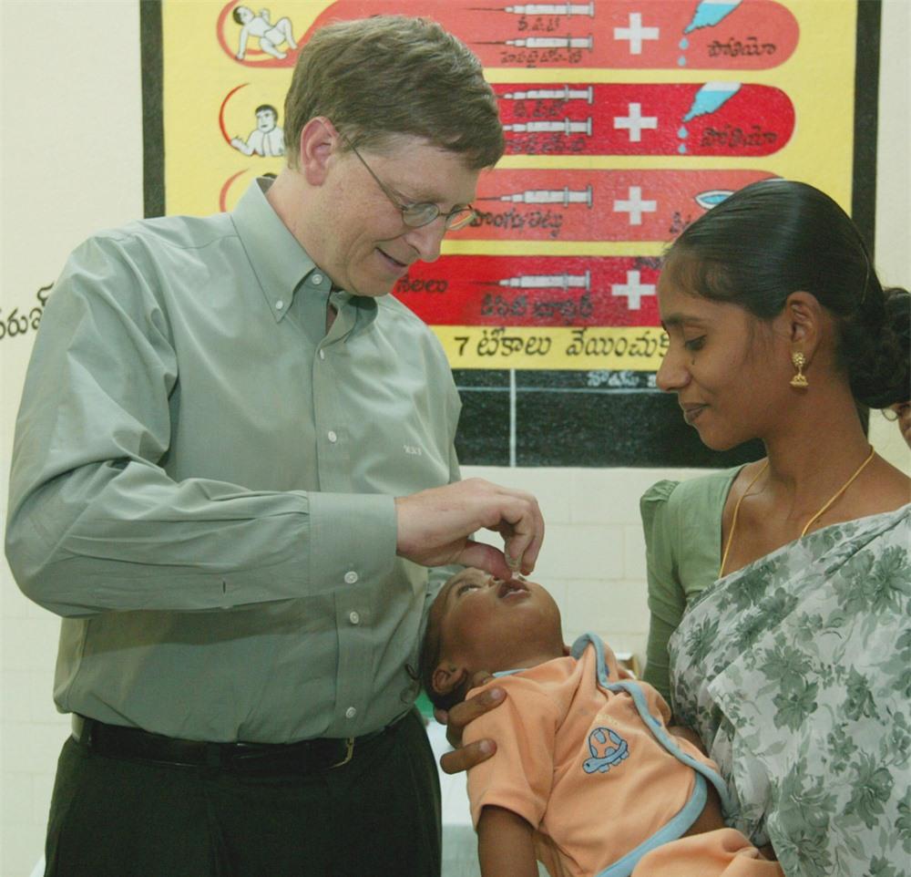 Bill Gates và sứ mệnh tiêm phòng COVID-19 cho toàn thế giới - Ảnh 2.