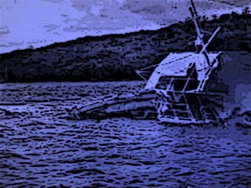 """Kì bí con tàu ma """"không thể chìm"""" - 2"""