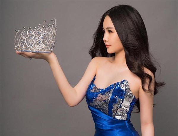 Lê Âu Ngân Anh: Hoa hậu duy nhất vượt qua thị phi trở thành giảng viên đại học - Ảnh 2.