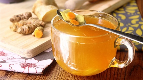 Món trà nghệ tốt cho sức khỏe của bạn