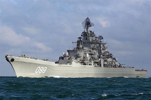 Báo Mỹ kể tên 5 tàu mặt nước mạnh nhất của Nga