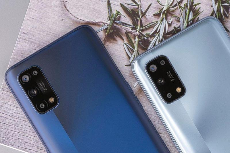 Realme 7 Pro với chip S720G, RAM 8 GB, sạc 65W giảm giá hấp dẫn