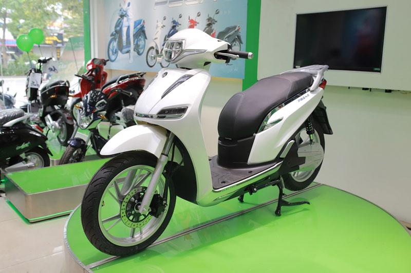 Xe điện Pega-S giảm giá 8 triệu đồng, cạnh tranh với VinFast Klara S