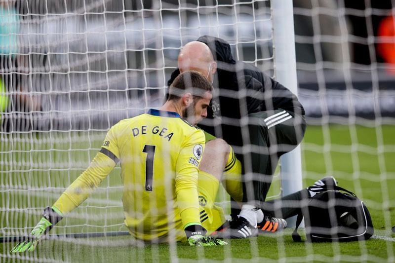 Solskjaer báo tin dữ về De Gea sau trận thắng Southampton