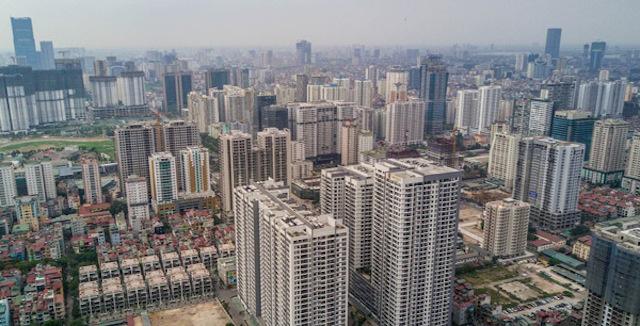 Mỗi năm cần phải tăng thêm khoảng 70 triệu m2 nhà ở đô thị.