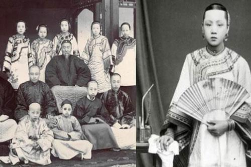 """""""Bóc trần"""" gia tộc đại thần triều đại nhà Thanh: Giàu sang, vợ lẽ trẻ như cháu"""